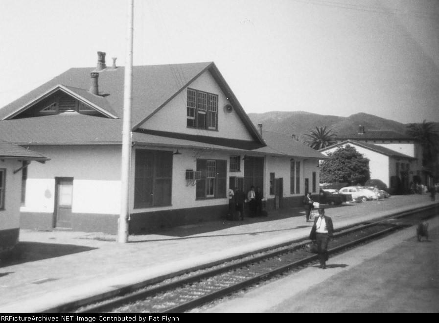 Southern Pacificu0027s SLO Depot Torn Down